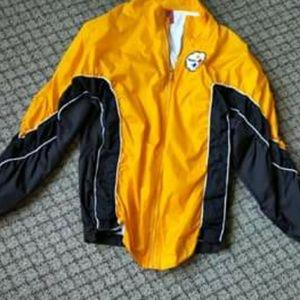 premium selection eea2b 61a6d Kids Steelers Jackets on Poshmark
